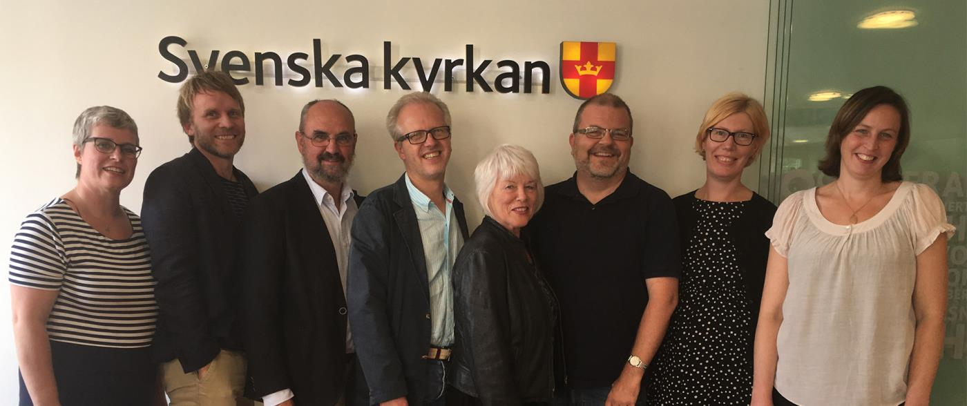The Church of Sweden Research Unit conducts strategic research in close collaboration with universities and other higher education institutes in Sweden and abroad. The task is to support the Church of Sweden in its theological and strategic reflections on its identity and on its national and international surroundings.