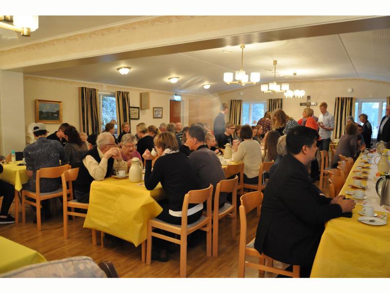 Mtesplatser i Kindaholm - Svenska kyrkan i Kind