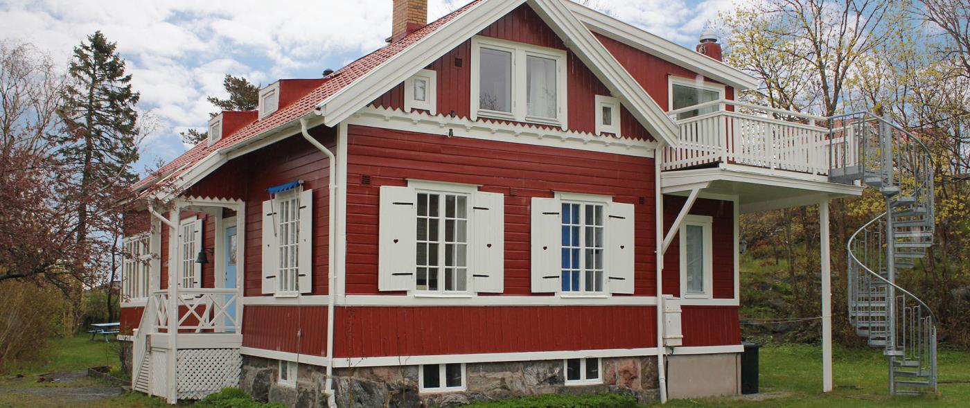 Utflykt till skrgrden - Pilgrimscentrum i Gteborg