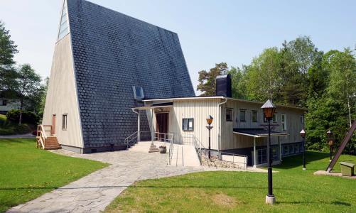 Roasj kyrka - Svenska kyrkan i Kind
