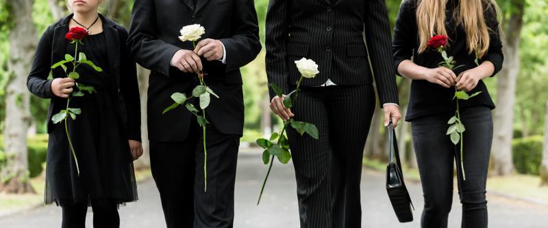 hur lång tid tar en begravningsgudstjänst