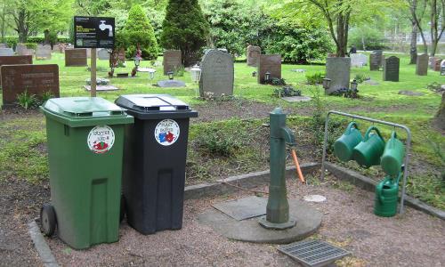 kyrkogårdsförvaltningen göteborg hitta graven