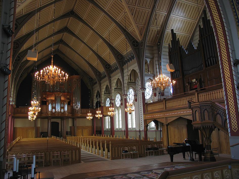 örgryte nya kyrka