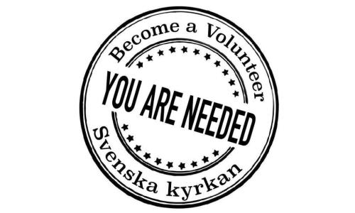 Become a Volonteer - You are needed!