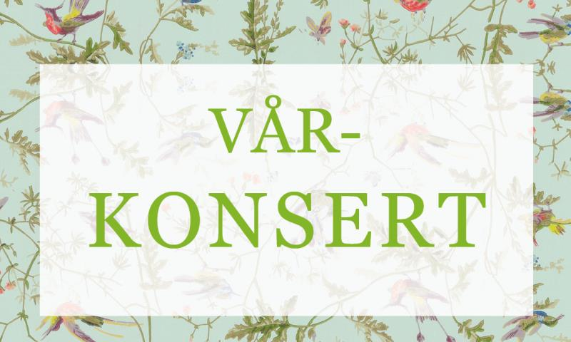 Söndag 14 maj kl 18.00 i Berga kyrka. Solist Gabriel Kindesjö ackompanjerad av Linn Björklid framför sånger ur  Let Us Garlands Bring av Gerald Finzi,  texter av William Shakespeare.  Berga kyrkokör.